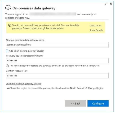 Enhancements to On-premises data gateway management in the Power Platform Admin center   Flow Blog